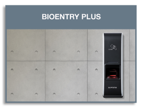 lettore biometrico controllo accessi BioEntry Plus