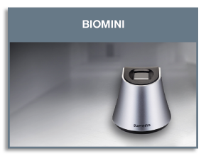 scanner di impronte digitali BioMini